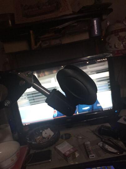 凯浮蛙(KFW) RP-7 桌面麦克风支架话筒支架录音主播支架手持话筒架万向旋悬臂支架 晒单图