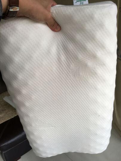 paratex 泰国进口天然乳胶枕头 枕芯 颗粒按摩护颈枕 礼盒装 美容枕 晒单图