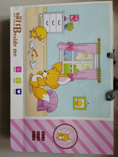 亿婴儿 婴儿礼盒婴儿衣服纯棉10件套带包巾新生儿初生用品套装1651 粉色 59/40  66/44 晒单图