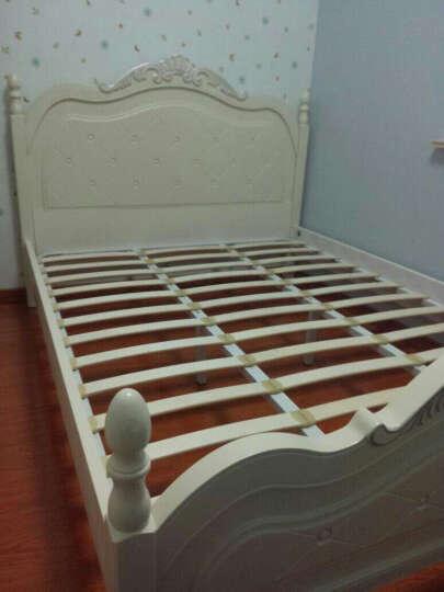 曲家床实木床儿童床男孩女孩欧式床双人床1