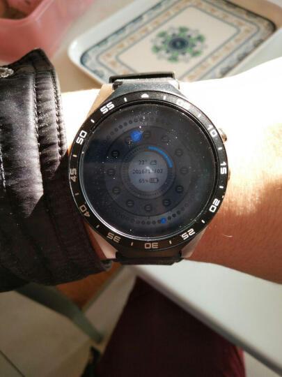 智能手表电话手表手机男女学生支持wifi蓝牙插卡GPS定位导航手表四核cpu R806WIFI版魔力银--8G内存 晒单图