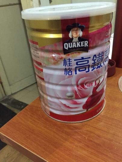 爱台湾桂格高铁高钙奶粉 女性驻颜胶原蛋白配方奶粉 750克罐装 無界严选台湾进口直邮 晒单图