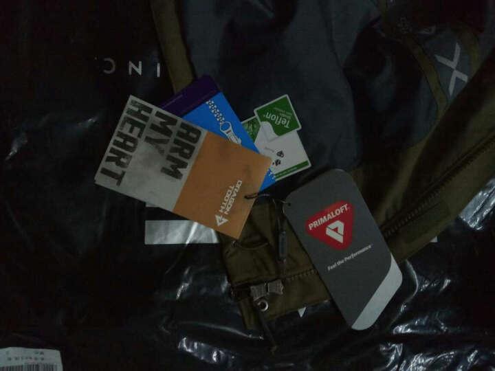 阿尔法(ALPHA) 阿尔法 Alpha美军M65风衣经典夹克外套男 美军大衣 铁血君品 绿色-铁血定制版 L 晒单图