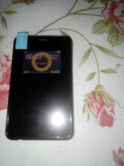 索野(SOYES) H3 移动/联通2G 超薄卡片手机 学生迷你小手机 黑色 增强版 晒单图