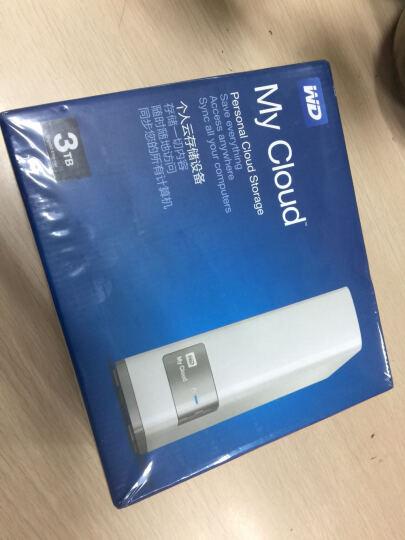 西部数据(WD)My Passport Wireless Pro 3TB 移动存储设备(黑色) WDBSMT0030BBK 晒单图