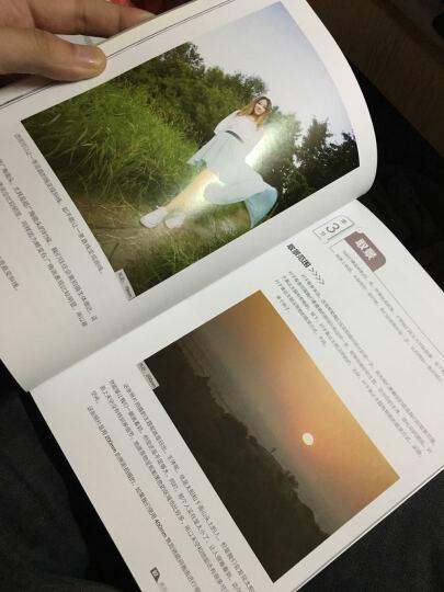 预售正版全新 摄影笔记 宁思潇潇 数码单反摄影从入门到精通摄影教程 晒单图