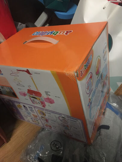 瑞华行波波粘粘乐 手工制作DIY玩具趣味充气啵啵球黏黏乐儿童气球 晒单图