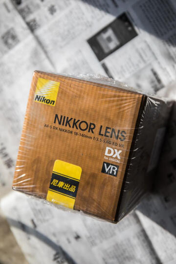 尼康/Nikon DX格式 APS-C单反相机镜头 变焦镜头 AF-S 16-80 VR镜头(拆机版) 晒单图