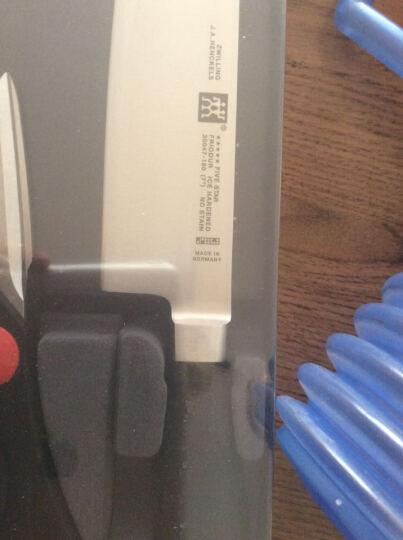 双立人(ZWILLING)刀具套装 Five Star五星系列2件套(多用刀+剪刀) 德国进口 晒单图