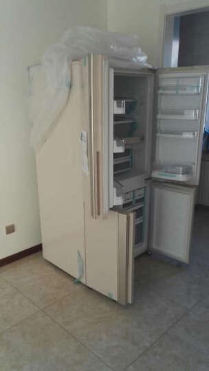 夏普(SHARP)SJ-FB79V-BE 605L原装进口十字对开门门冰箱 晒单图