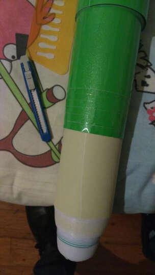 祺讯 加厚pvc壁纸自粘蚕丝墙纸条纹卧室墙纸家具翻新背景墙纸卧室防水纯色 壁纸墙纸 加厚不透粉红 3m长*60cm宽 晒单图