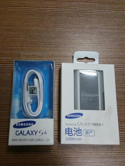 三星(SAMSUNG)note4原装正品电池 n9100手机电板N9109W N9108V 晒单图