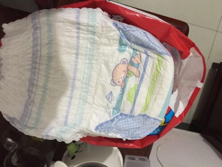 好奇 Huggies 银装成长裤 M23+2片 中号裤型纸尿裤【女】【8-11kg】 晒单图
