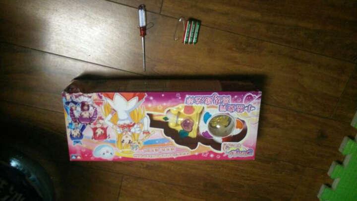 巴拉拉小魔仙玩具巴啦啦美雪贝贝手机魔法钢琴变身器魔法棒套装 闪耀的精灵爆米 581534 晒单图