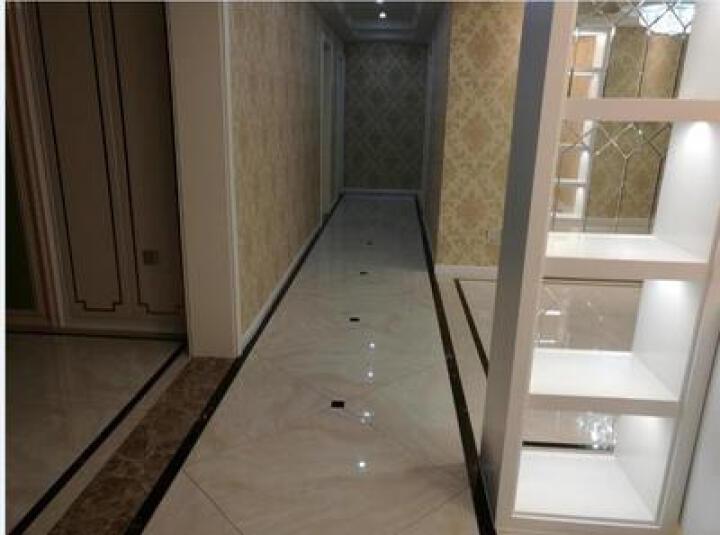 波拉波拉 波拉瓷砖地砖 电视背景墙客厅大理石地板砖 全抛釉800 晒单图