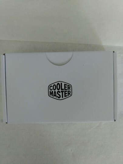 酷冷至尊(Cooler Master) T400 CPU 散热器(支持I9 2066、AM4 /4热管/PWM温控/LED风扇/背锁扣具) 晒单图