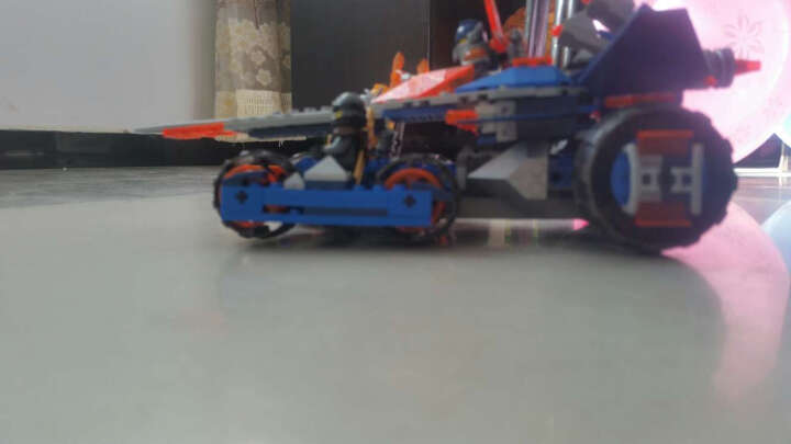 8合1军事航母拼装积木军舰战舰航空母舰船坦克模型兼容乐高警察城市小颗粒益智男孩玩具生日礼 21303机器人瓦力WALLE687块39023 晒单图