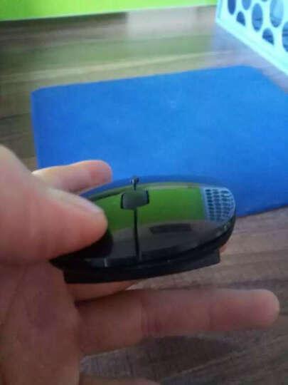B.O.W 航世 A18 轻薄无光静音蓝牙+2.4G无线鼠标女 小蓝牙无线通用鼠标 15S 多设备蓝牙鼠标-黑色(充电版) 晒单图