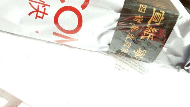 文房四宝 宣纸空白扇面竹扇绘画创作扇子复古风折扇毛笔书法作品用 9.5寸司玉竹暗钉 折扇 晒单图
