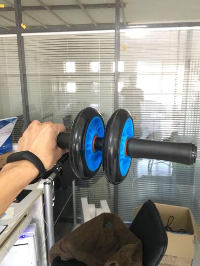 ADROCKET 健腹轮静音套装轴承腹肌轮滚轮健身器腹肌收腹俯卧撑轮健身器材家用 LZ-1轴承版 晒单图