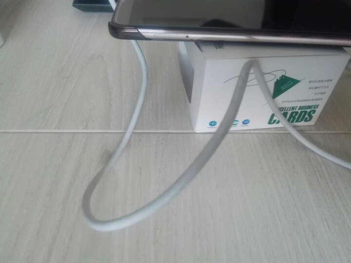 华为(HUAWEI)原装SuperCharge 快速充电器/快充 白色 适用于华为Mate20/P20/Mate10系列等 AP81 晒单图