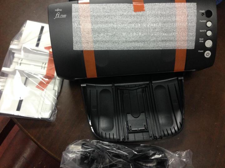 富士通(Fujitsu) Fi-7140高速高清A4双面彩色自动连续扫描仪 6130Z停产替代款 Fi-6130Z(已停产) 晒单图