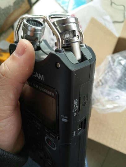 TASCAM DR-44WL 4G 带WIFI功能线性PCM录音机 HIFI播放器 微电影录音 4音轨录音 96K 24bit录音  晒单图