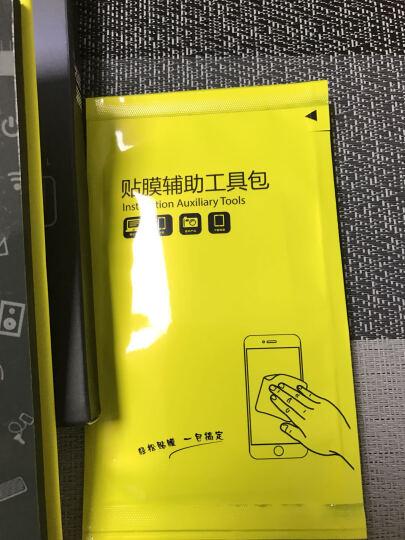 加能 苹果8钢化膜 全屏覆盖3D贴膜 防指纹手机保护膜 iPhone 7/8/8 Plus 5.5英寸 红边3D曲面全玻璃热弯钢化膜高清版 晒单图