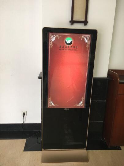 金为 液晶广告机42/43英寸高清LED立式广告机触摸屏显示器 查询触控显示屏广告播放器 单机版-不带触摸 晒单图
