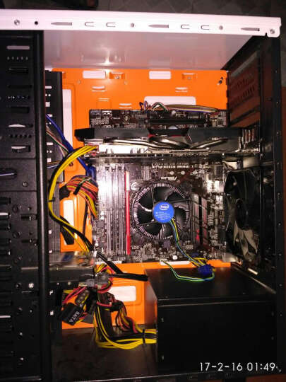华硕(ASUS)PRIME B250M-PLUS 主板(Intel B250/LGA 1151) 晒单图
