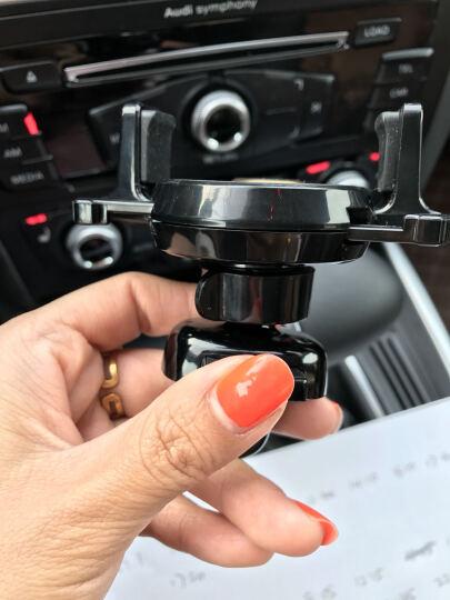 LEEIOO乐益 车载手机支架 创意飞行器车载出风口卡扣式0118 中国红 晒单图