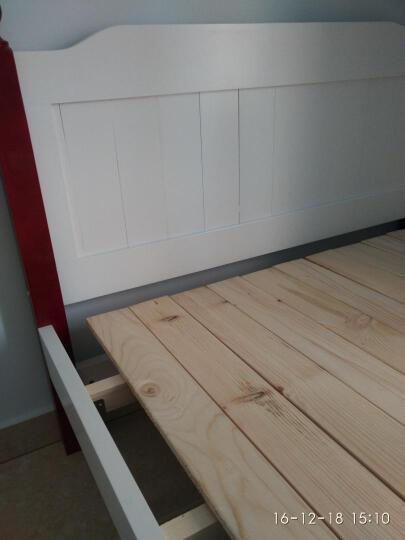怡心寳贝特价实木床松木床单人床欧式床美式公主床床