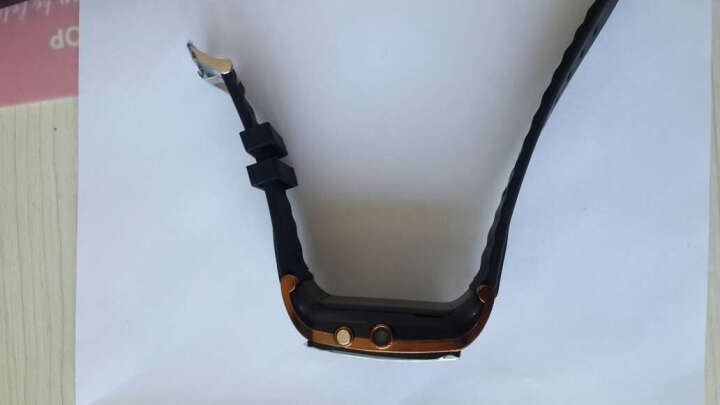 喜越 L020 智能手表男女通用蓝牙插卡儿童电话手表手机兼容三星摄影录音上网单独苹果 土豪金(无货中) 晒单图