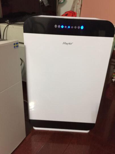 美埃(MayAir) 英国美埃(MayAir)401 办公室 家用 空气净化器  除甲醛 珍珠白 晒单图