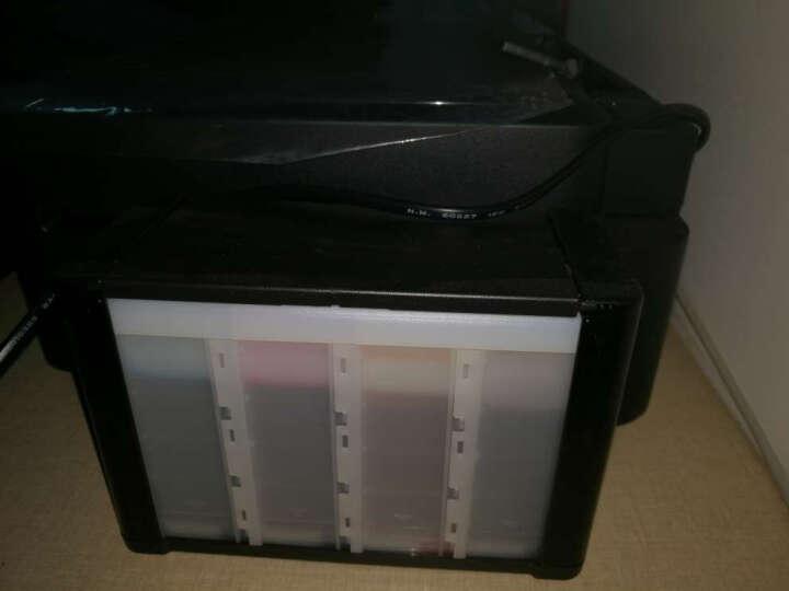 爱普生(EPSON)L360墨仓式打印机 家用彩色喷墨一体机(打印 复印 扫描) 晒单图