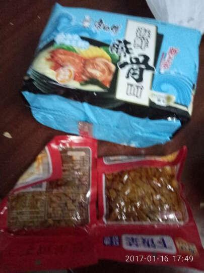 乌江 下饭菜 红油豇豆 涪陵榨菜 酱菜 腌制咸菜 大头菜 佐餐 拌饭菜 小菜 凉菜丝 120g/袋 晒单图