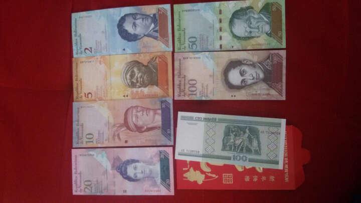 【甲源文化】美洲-全新UNC 委内瑞拉纸币 2007-17年 珍稀动物 钱币收藏套装 仅供收藏 100000强势玻利瓦尔 2017年 单张 晒单图
