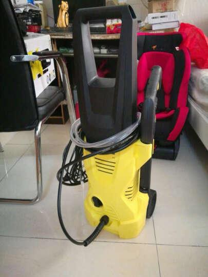 KARCHER 德国凯驰集团 K2高压水枪家用洗车器清洗机洗车机园艺浇花刷车自吸 K2定制款+3.110水管车 晒单图