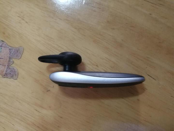 艾贝(iebuy) 商务蓝牙耳机4.1挂耳式无线车载通用小米华为苹果8三星OPPO手机 L6增强版随机+车载充电器车载套装 晒单图