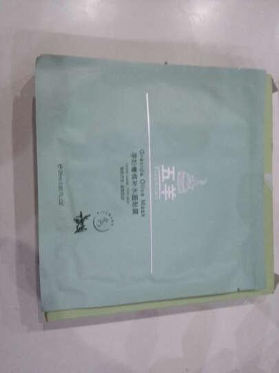 五羊(FIVERAMS)孕妇护肤品橄榄补水面贴膜25ml×5片 晒单图