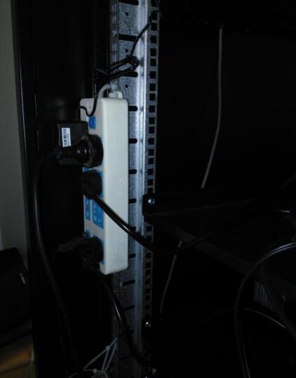 大唐保镖 机柜 网络服务器机柜ups弱电机柜 A36620 600*600*1000网络机柜 晒单图