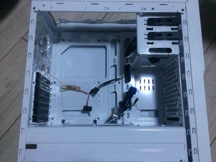 九州风神(DEEPCOOL)公爵(白)大侧透机箱 (支持ATX主板/支持水冷/电源仓/大侧透/支持长显卡) 晒单图