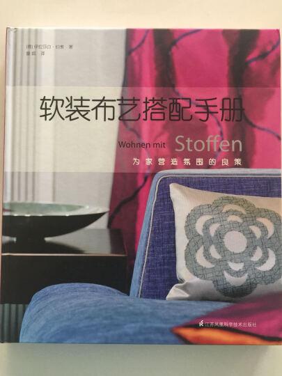软装布艺大师手册:软装设计师手册+软装布艺搭配手册(套装共2册) 晒单图