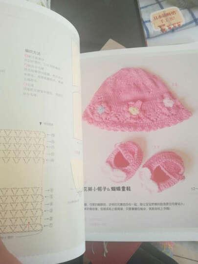 钩织可爱宝宝温暖小物件:帽子、围巾、鞋子、手套 晒单图