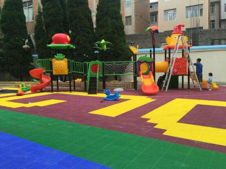 乐林源幼儿园室外小博士滑梯乐园儿童户外大型滑滑梯秋千组合游乐设施玩具 C152-1 晒单图