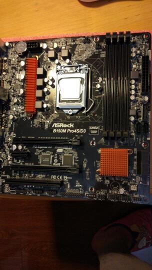 华擎科技(ASROCK)B150M Pro4S/D3主板( Intel B150/LGA 1151 ) 晒单图