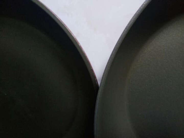 爱仕达 28CM油你控新不粘煎锅JL28Y3WG 平底锅不沾少油烟电磁炉通用 晒单图