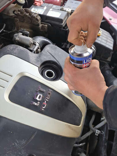 力魔(LIQUI MOLY)发动机内部清洗剂/机油添加剂 500ml(德国原装进口) 晒单图