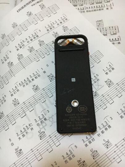 索尼(SONY)ICD-SX2000 Hi-Res 高解析度立体声数码录音棒 三向麦克风 (黑) 晒单图