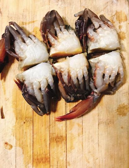 拓食 泰国软壳蟹 1kg/盒 10-16只 海鲜年货 晒单图